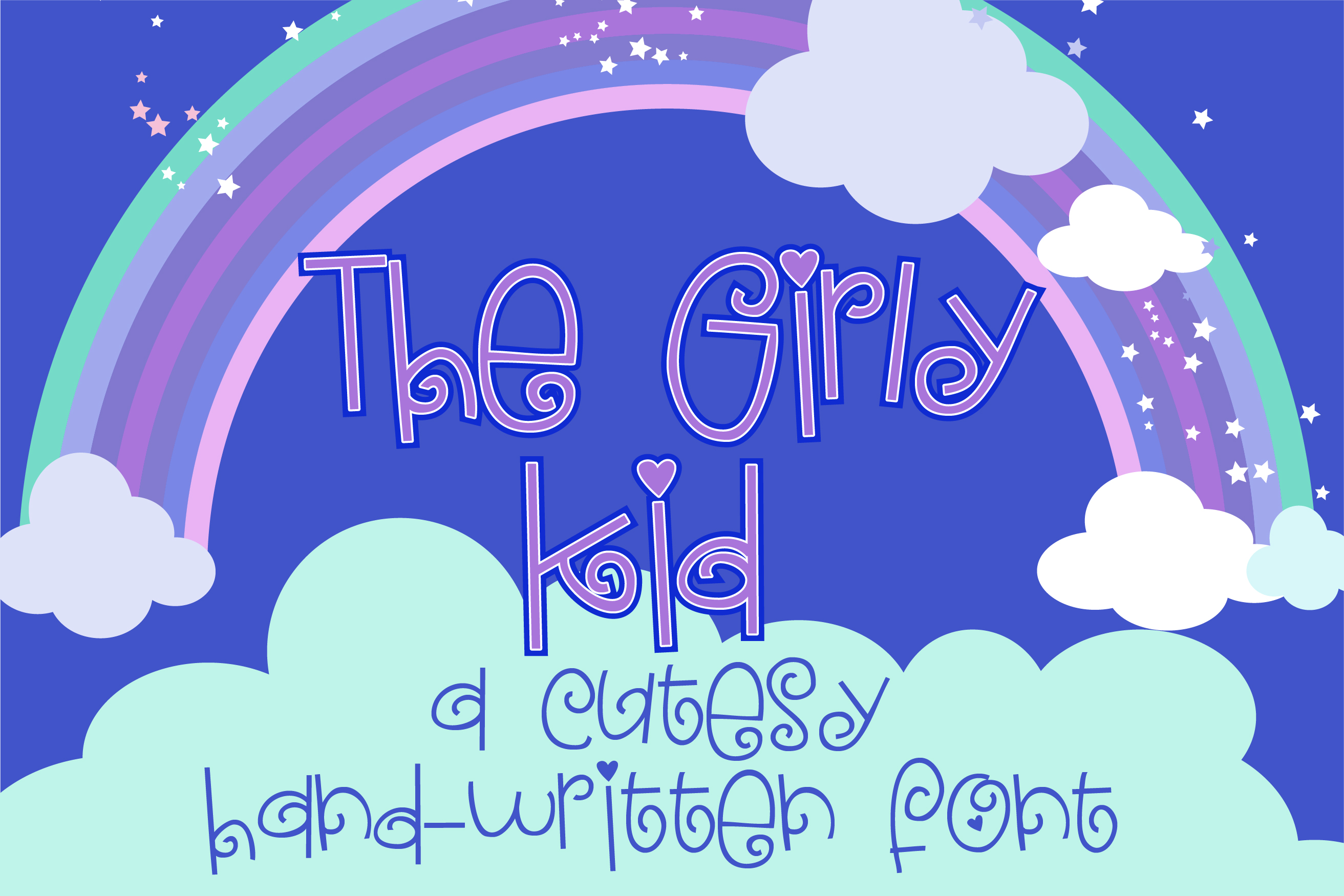 PN The Girly Kid example image 1