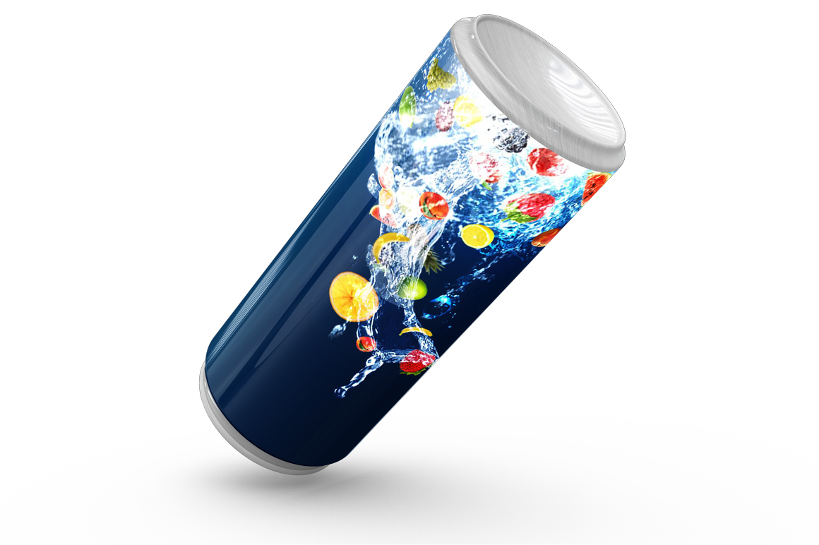 Beer Can Mockup example image 15