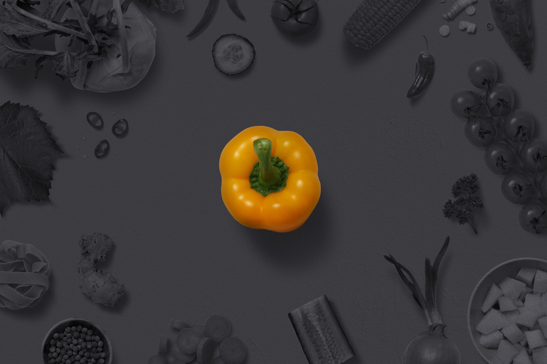 Veggies - Isolated Food Items example image 11