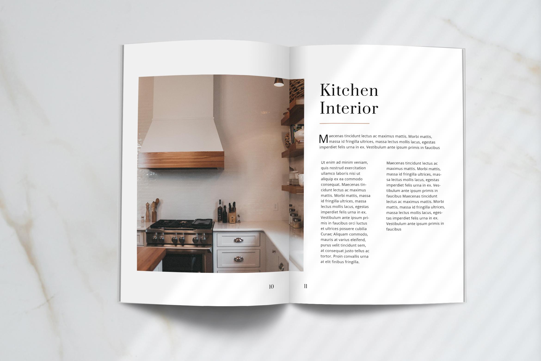 Mavel - Interior Magazine Template example image 5