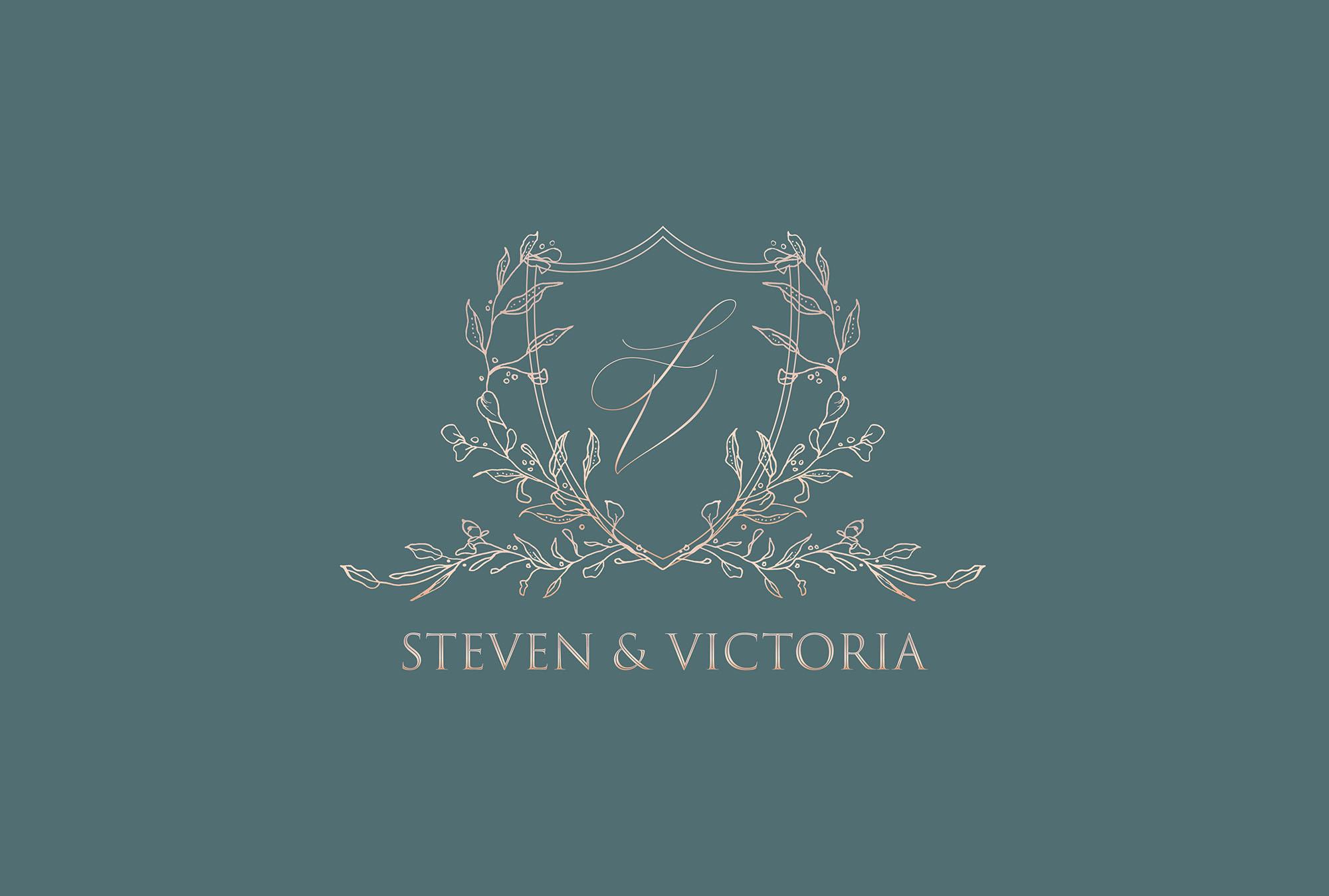 Royal Wedding Logo example image 4