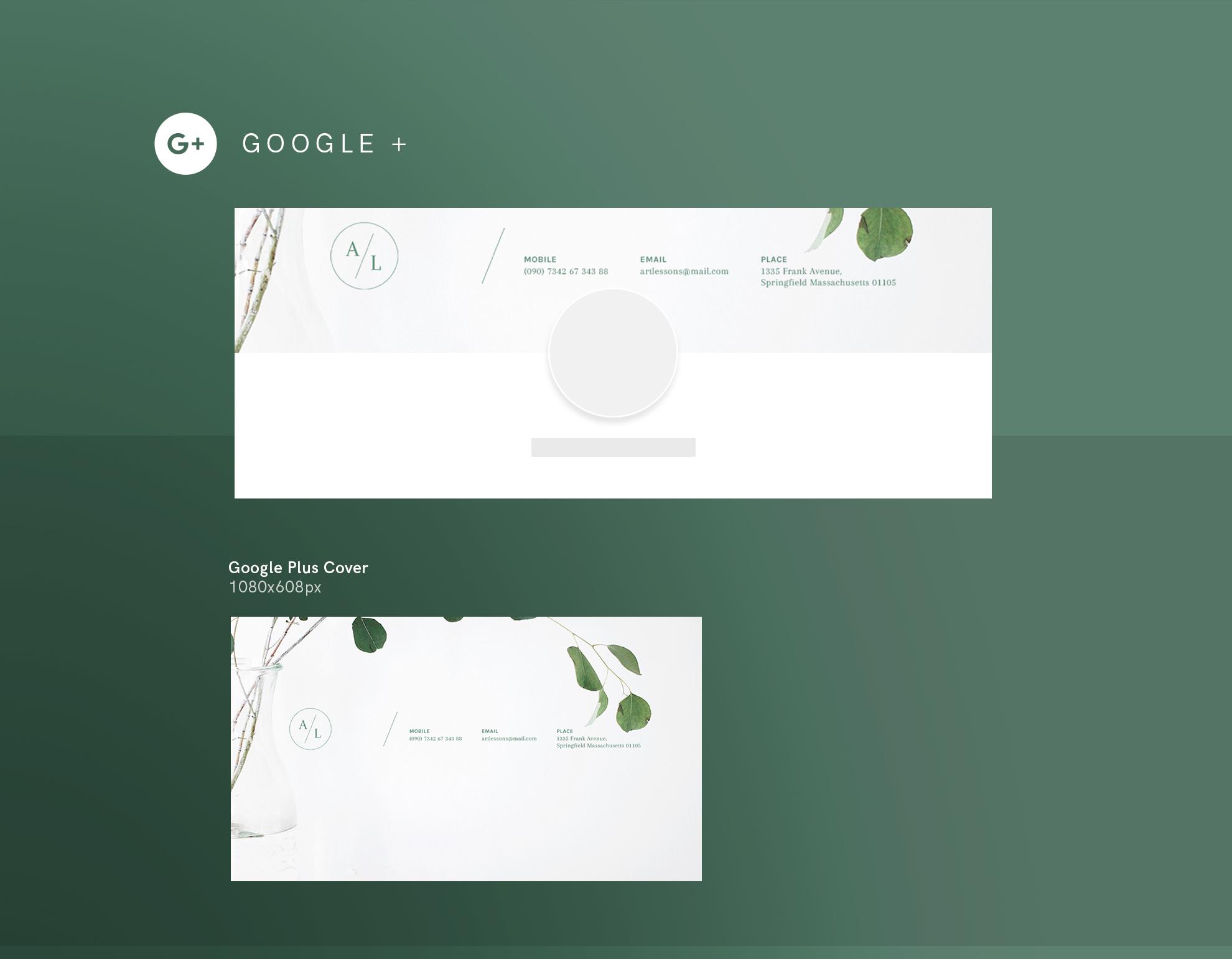 Art Lessons Masterclass Workshop Design Templates Bundle example image 14