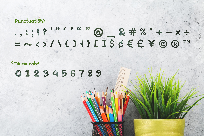 Artless - Handwritten Font example image 9