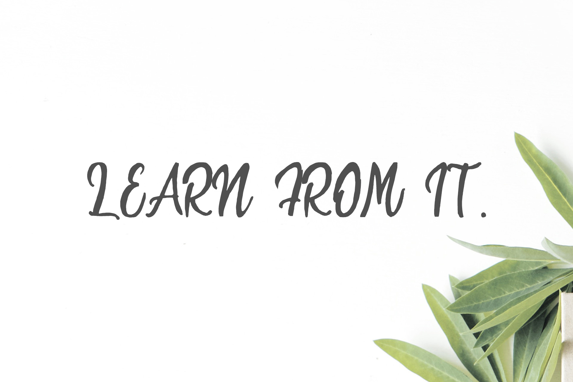 Saarah Fresh Handmade Font example image 4