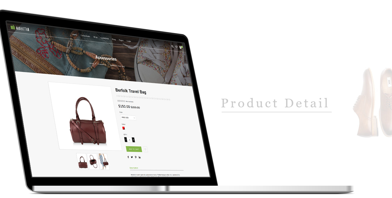 Manhattan Shopify Theme example image 5