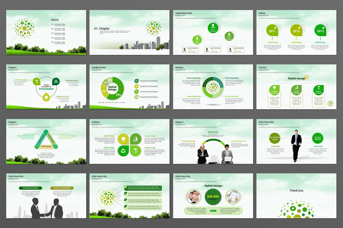 Eco Business Template example image 2