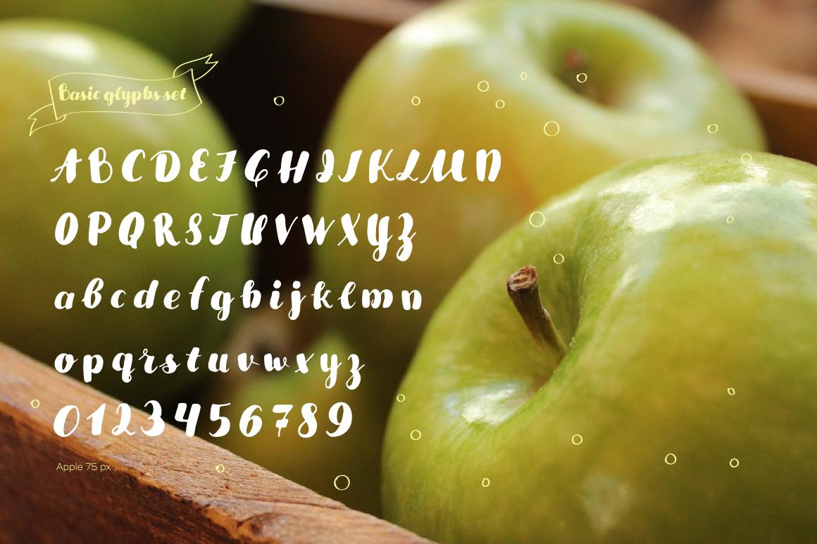 Apple & Apple Rough example image 4