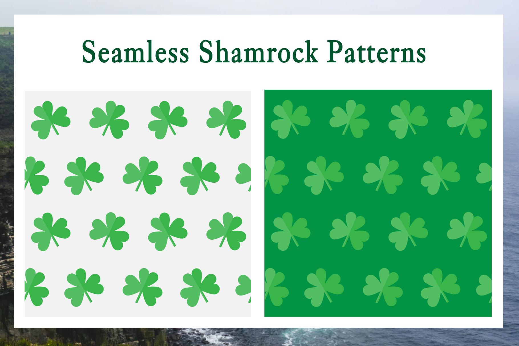 The Emerald Isle - Irish Icon Set! example image 4