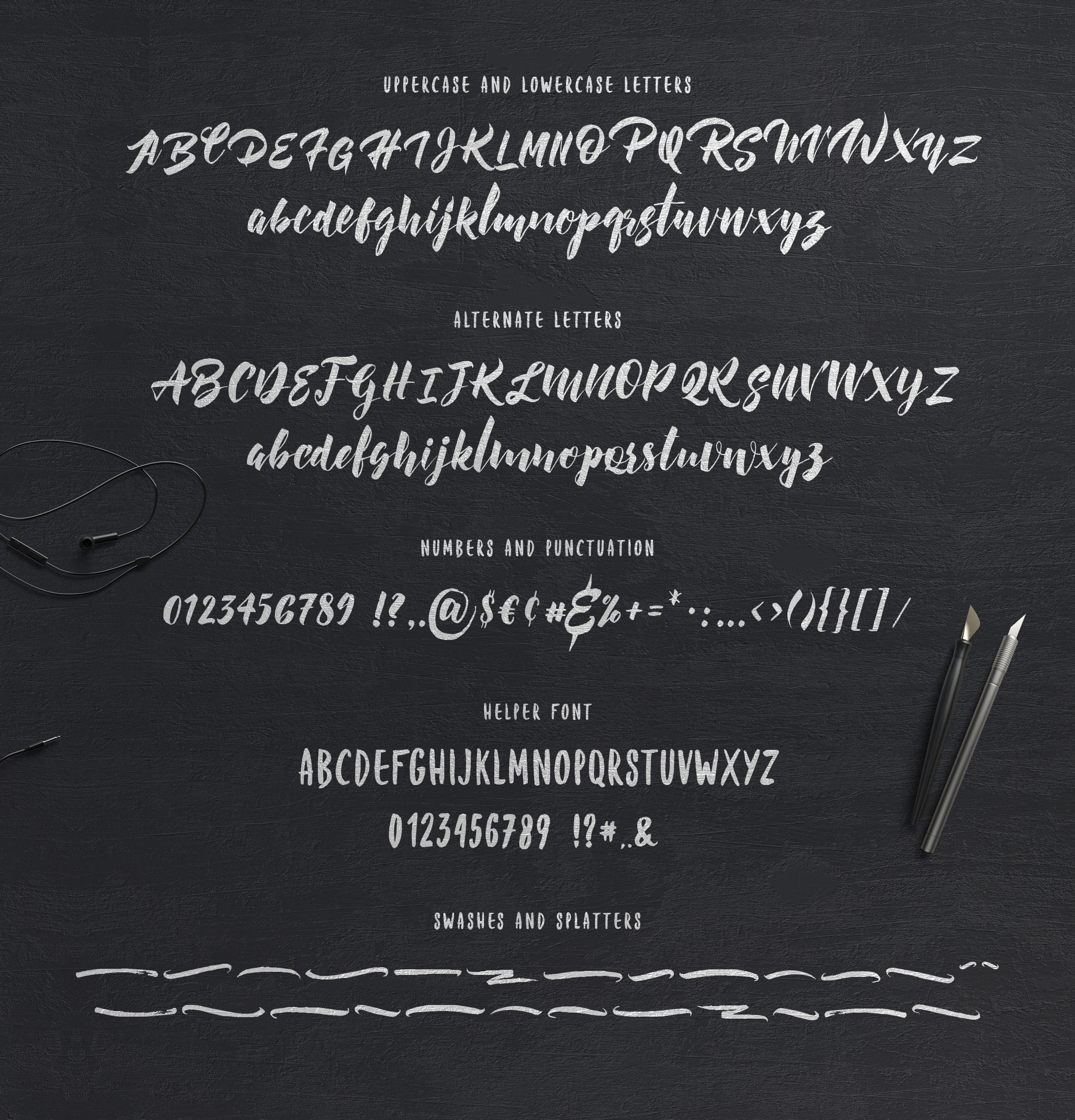 Fonts Bundle. 90% OFF example image 13