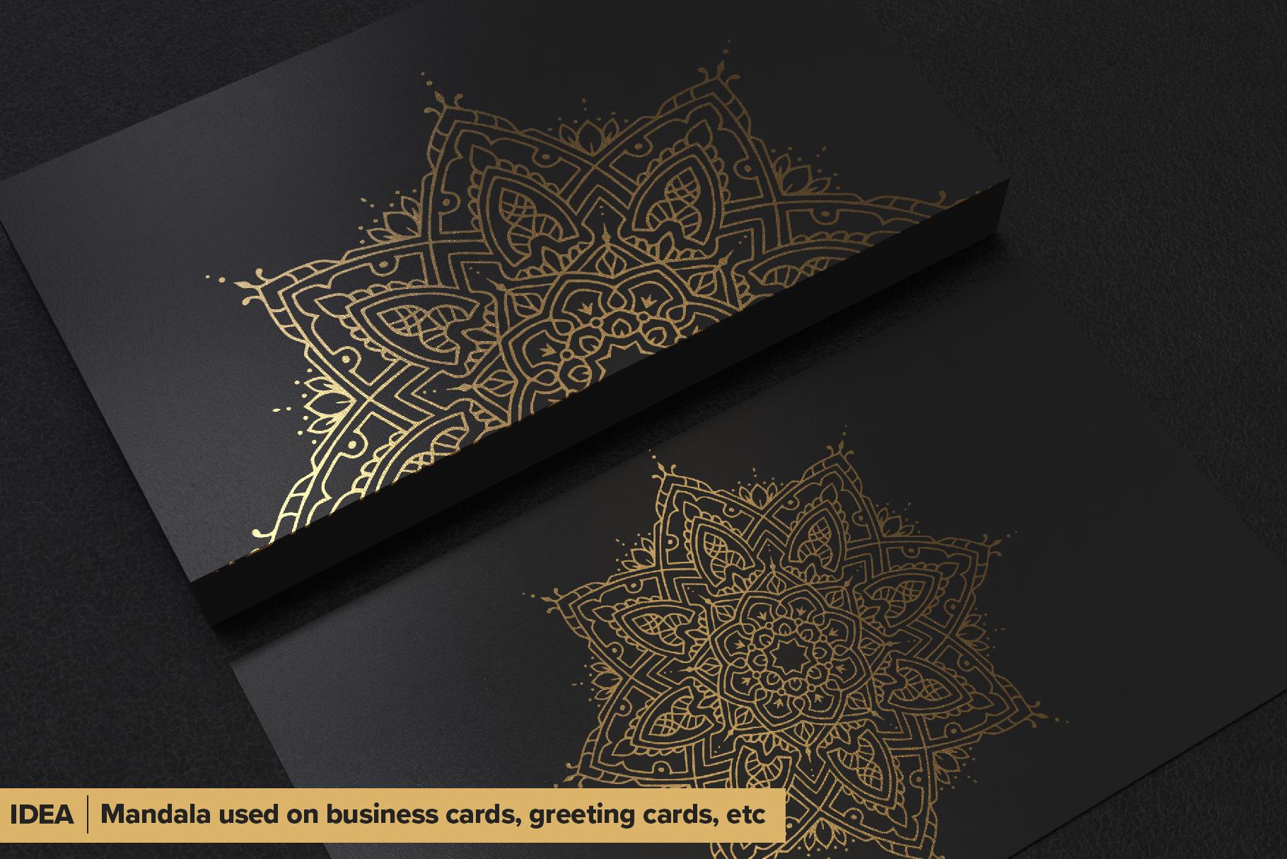 300 Vector Mandala Ornaments example image 6