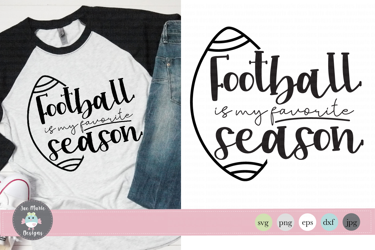 Football is my favorite season svg example image 1