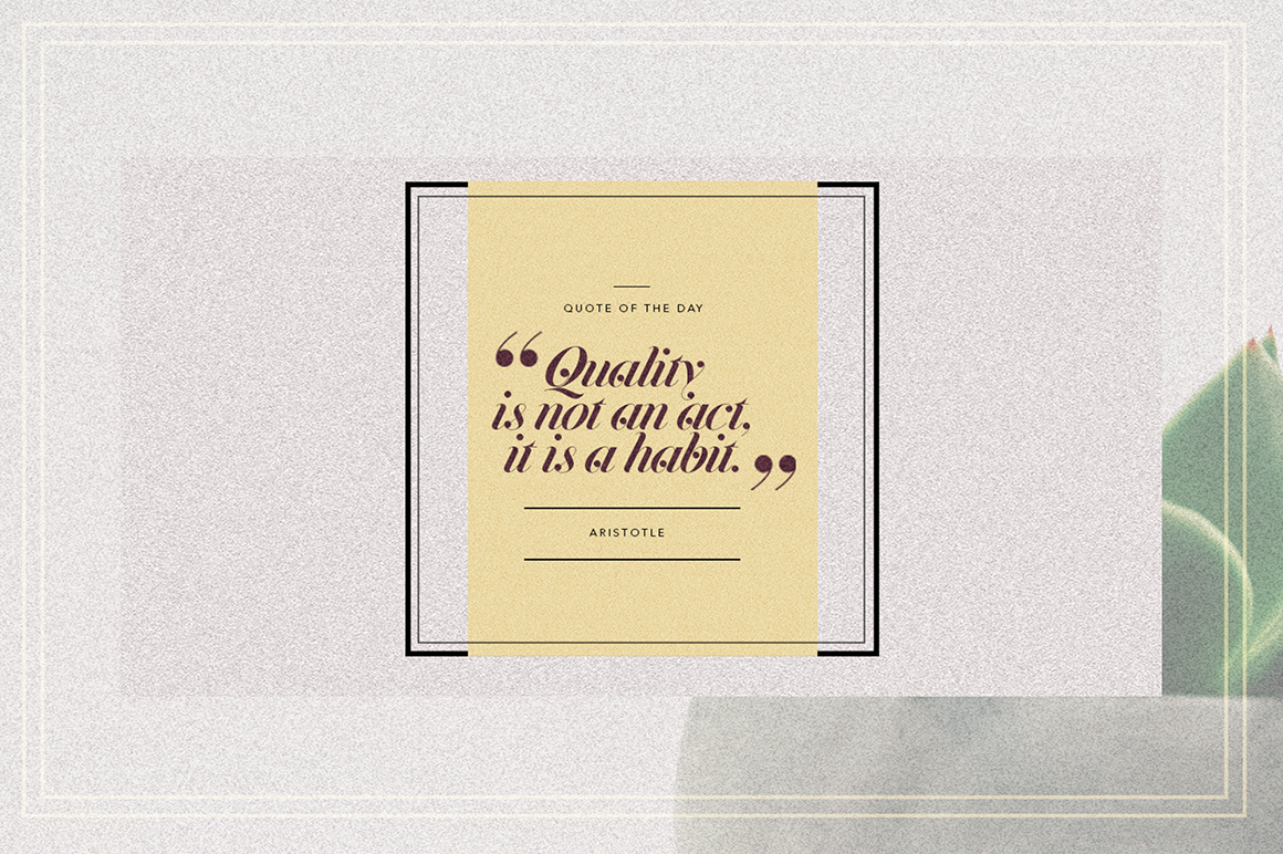 GRUNGE Facebook sale and quote pack example image 10