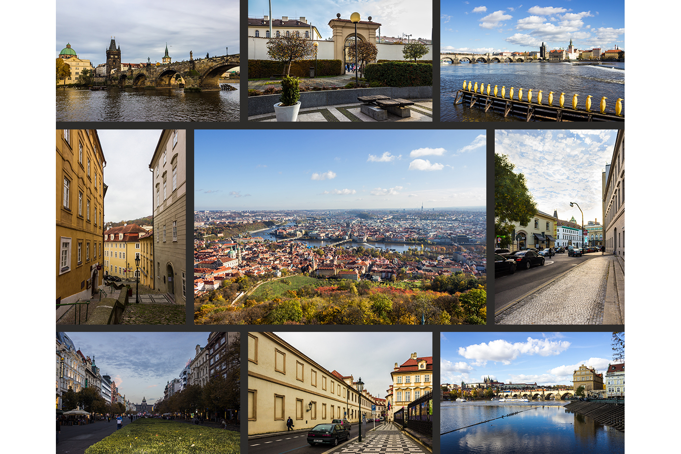 Autumn in Prague | 50 high-quality photos example image 6