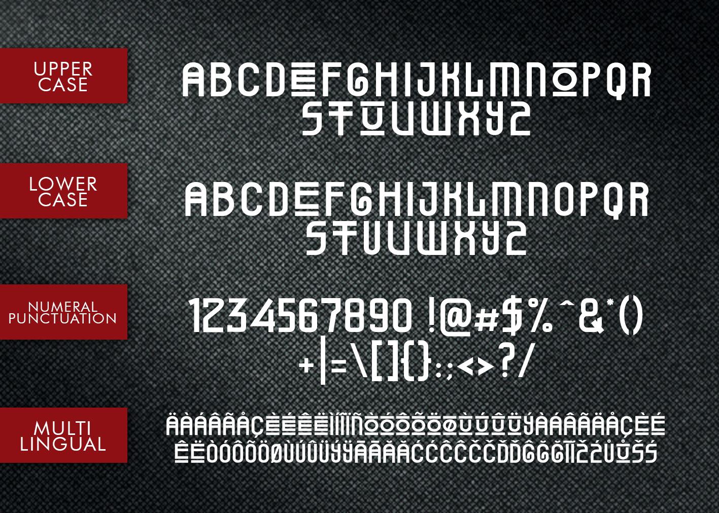 Thory Typeface example image 7