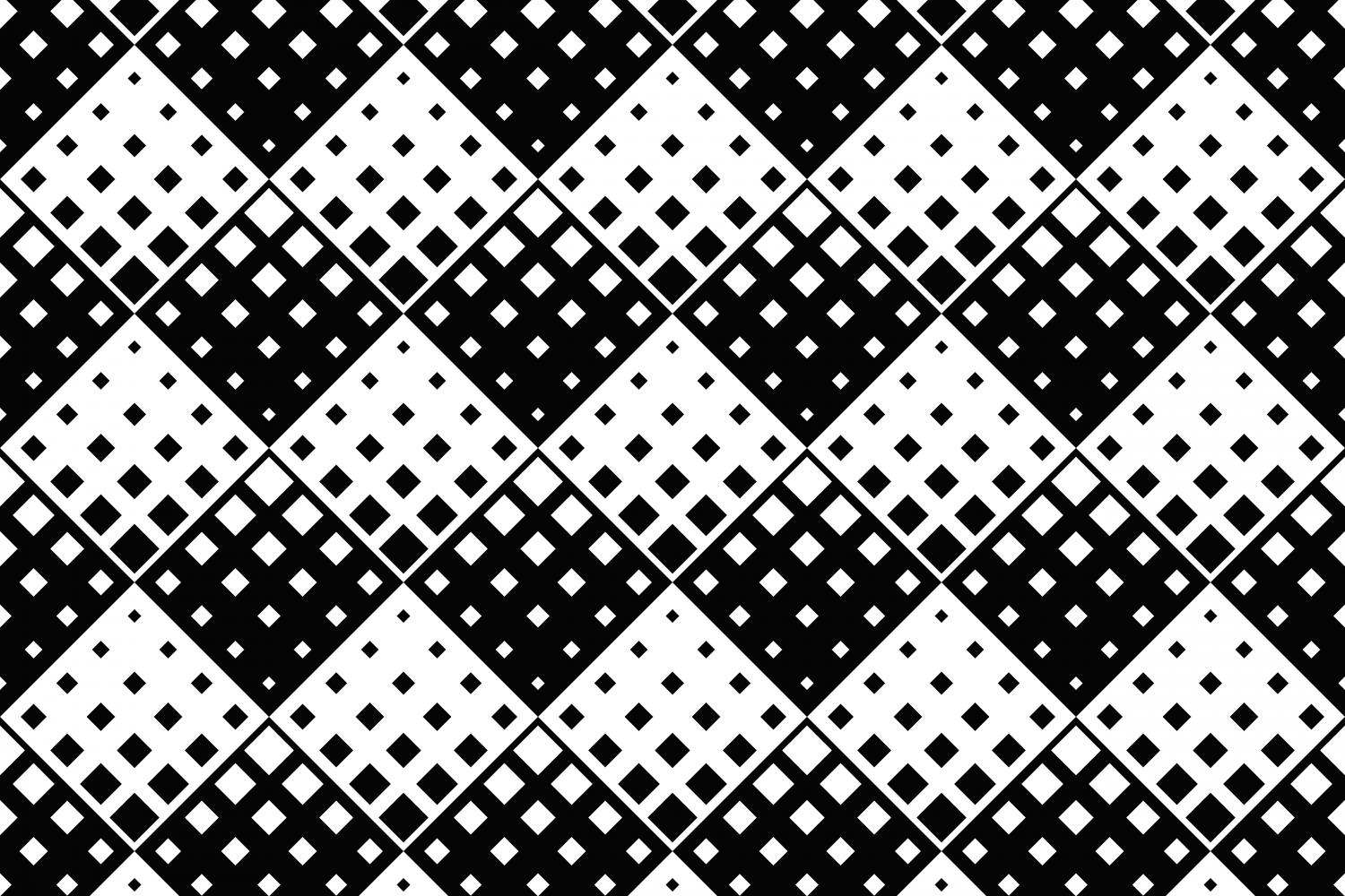 24 Seamless Square Patterns example image 15