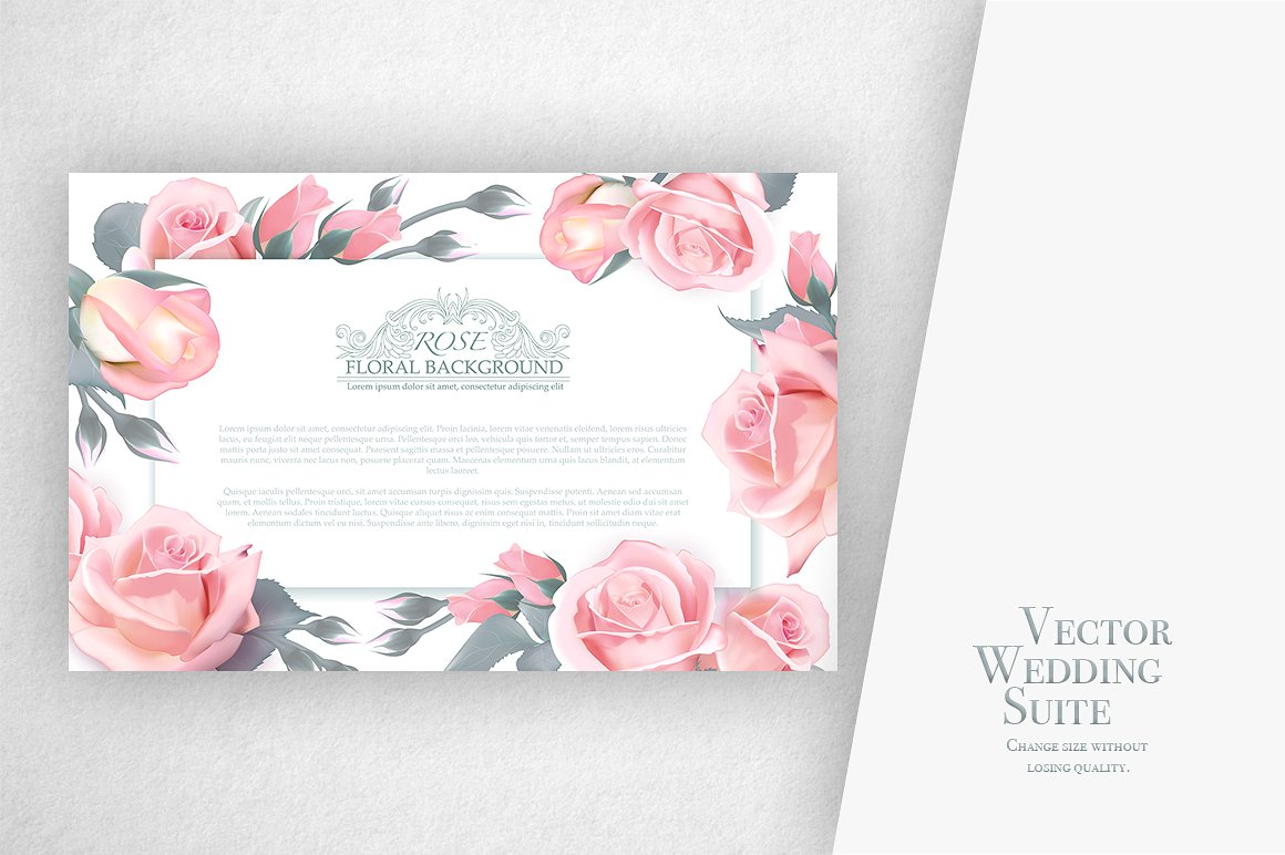 Vector Wedding Suite example image 5