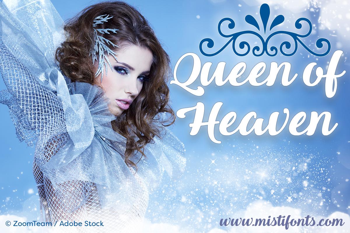 Queen of Heaven example image 1