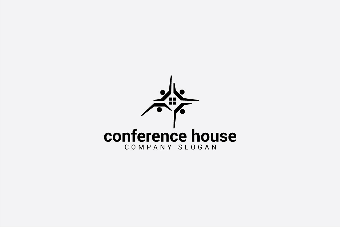 conference house logo example image 3
