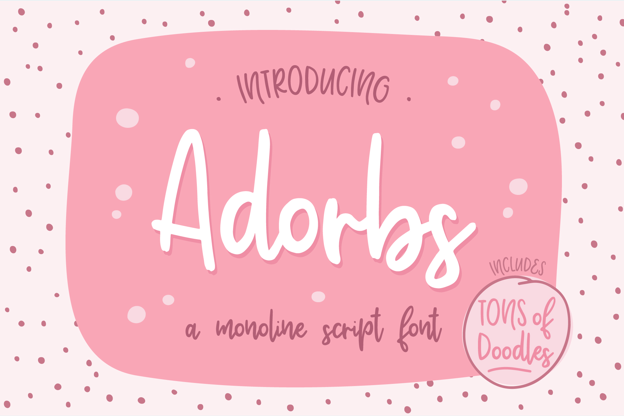 Silky Smooth Font Bundle example image 10