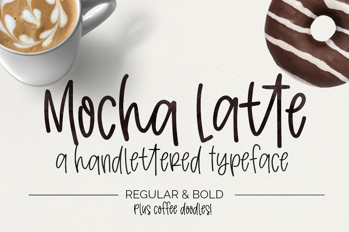 Totally Sweet Font Bundle example image 13