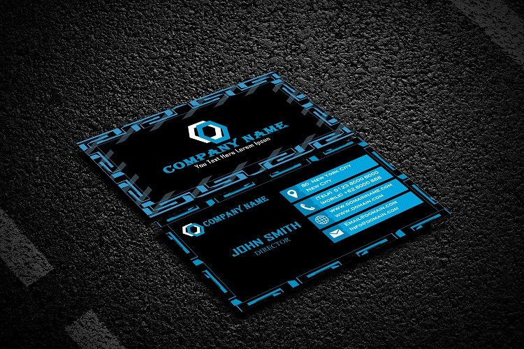 Business Cards example image 2