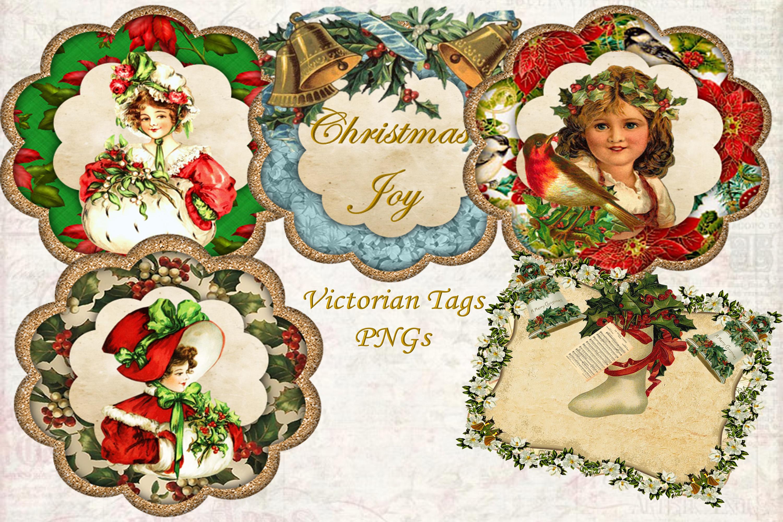 Vintage Ephemera and CLipart Bundle example image 2
