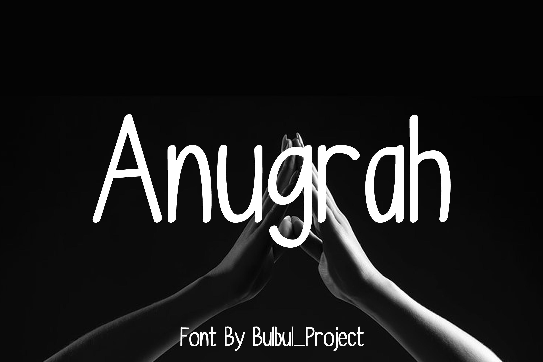 Anugrah example image 1