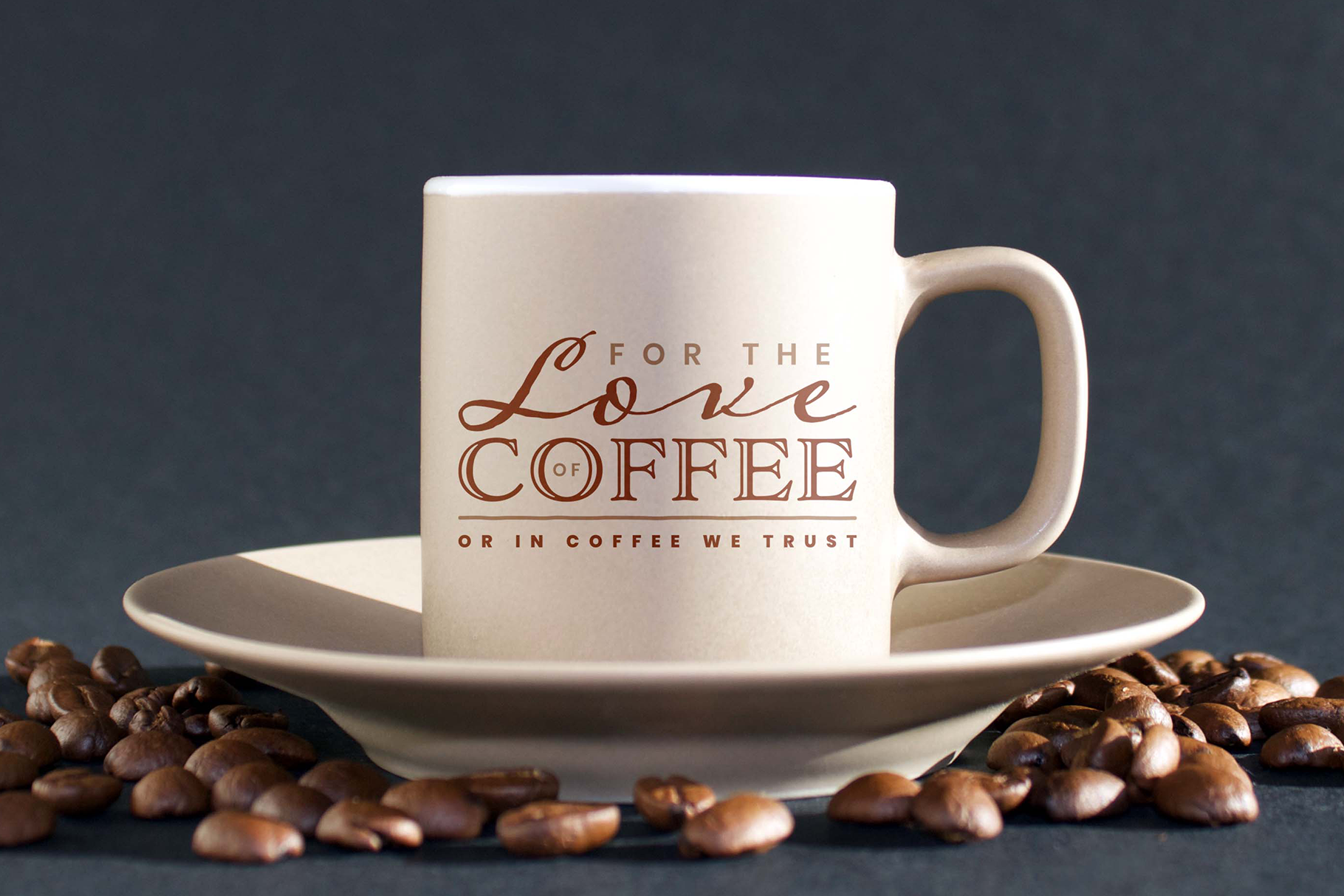 For The Love of Coffee example image 1