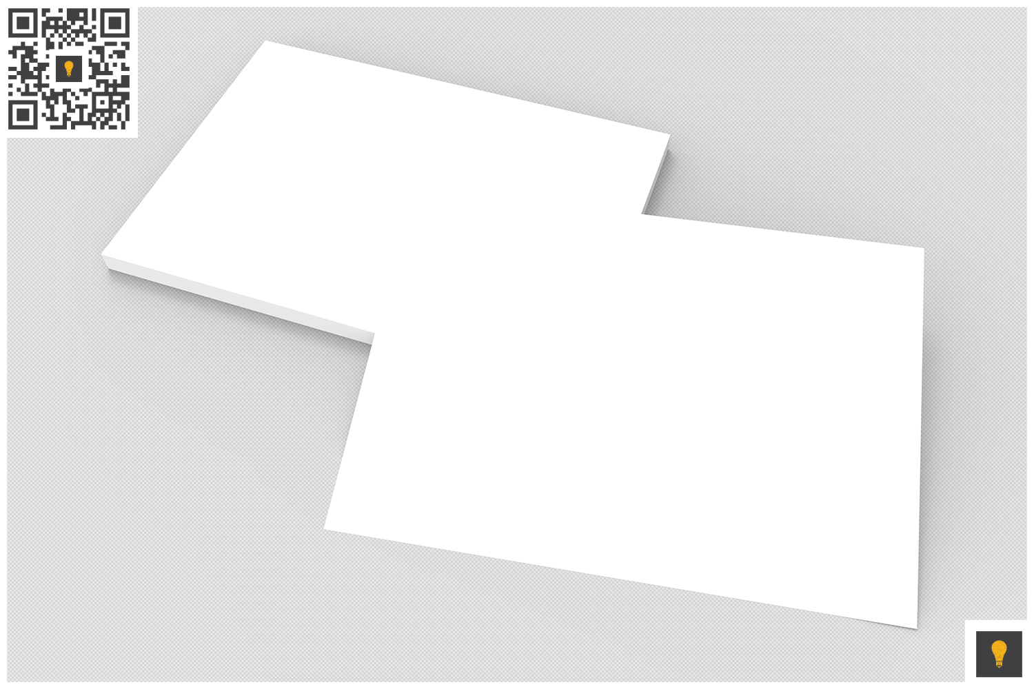 Invitation Cards 3D Render example image 3