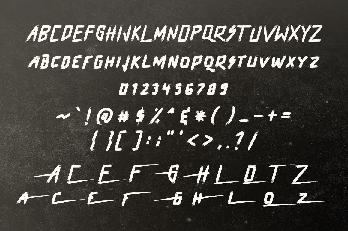 Arissa Typeface example image 7