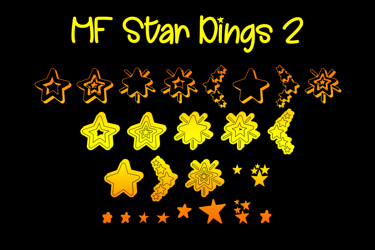 MF Star Dings 2 example image 1