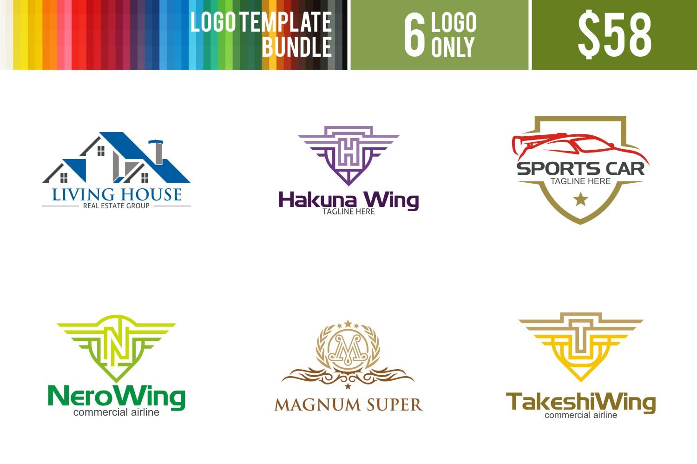 Logo Bundle#13 example image 1