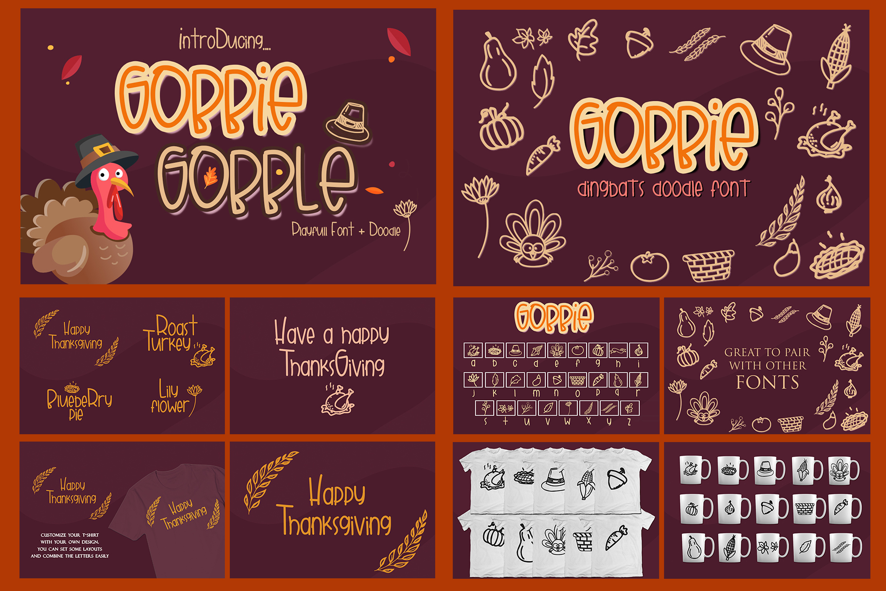 Best SELLER - Halloween Crafting Font BUNDLE example image 7