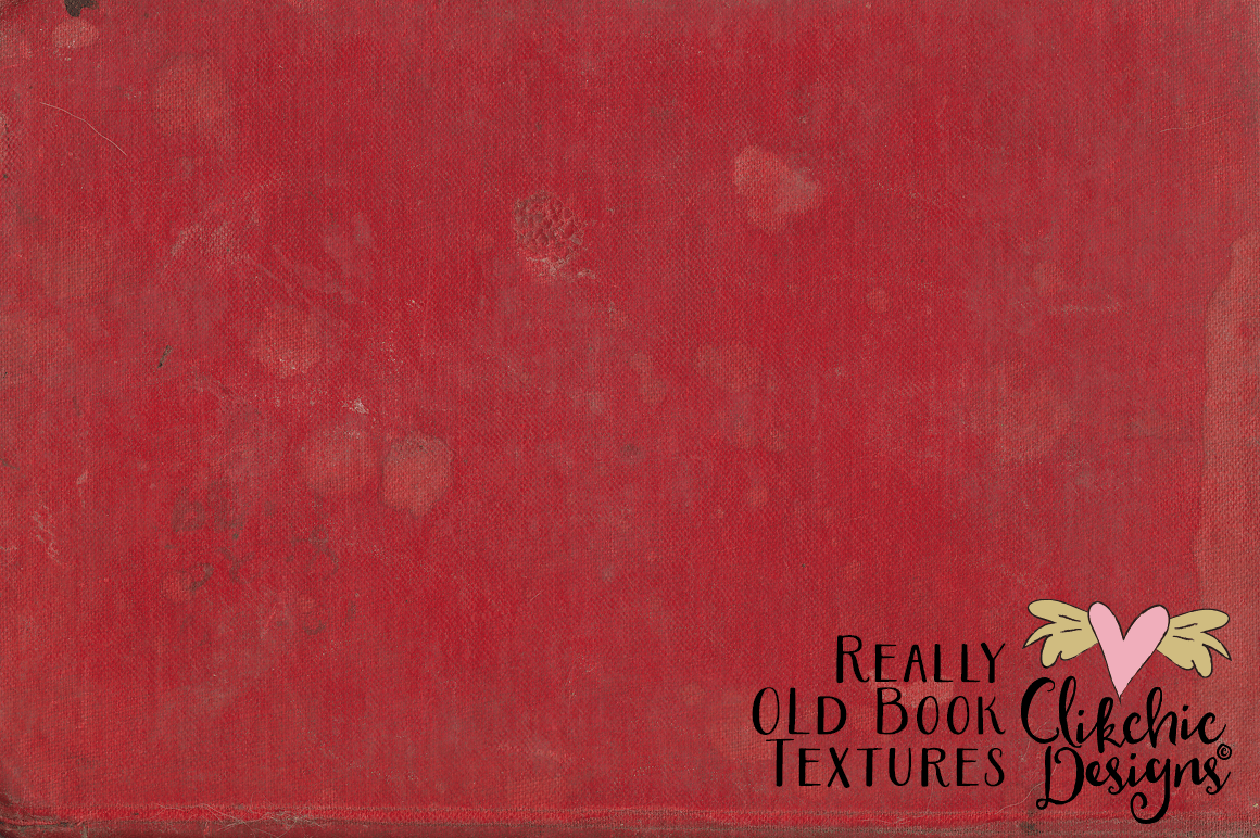 Grunge Book Textures - Really Old Book Textures example image 5