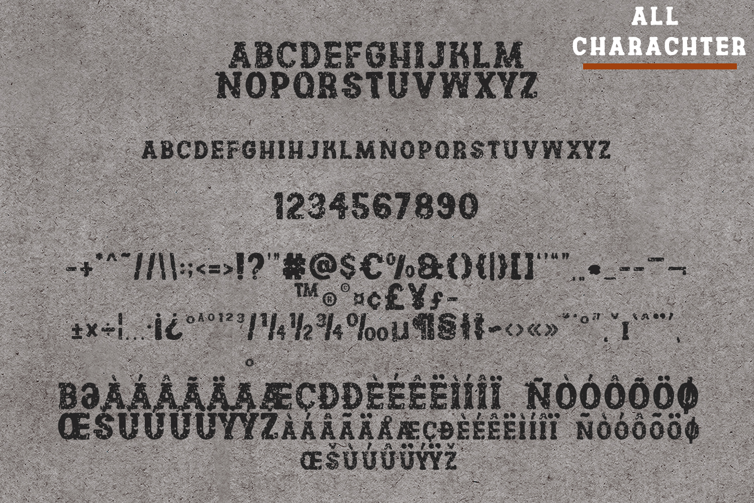 Channles - Family Vintage Font example image 7