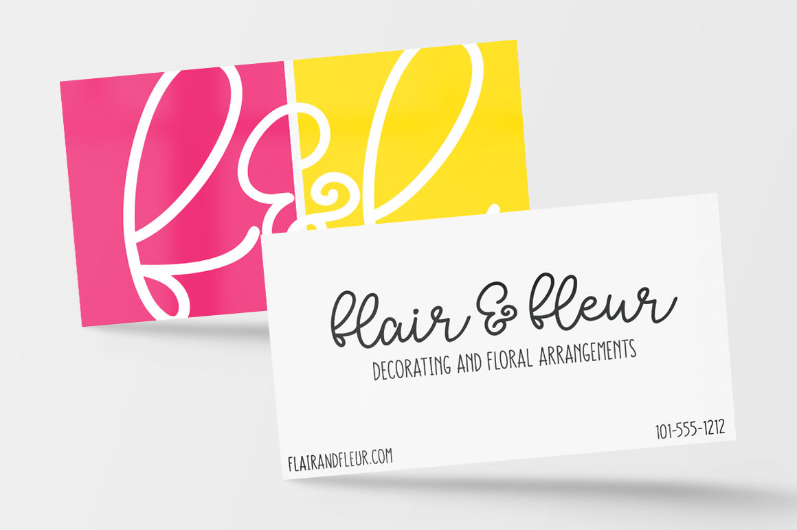 Bobbles - idea - business card