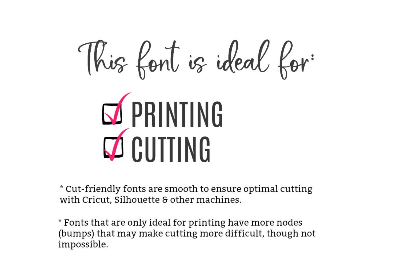 Comfy Cozy Font Trio- Sans, Serif & Doodle Font Bundle example image 6