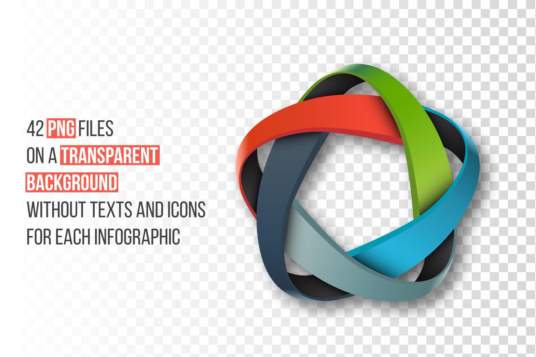Infographic elements bundle v.02 example image 2