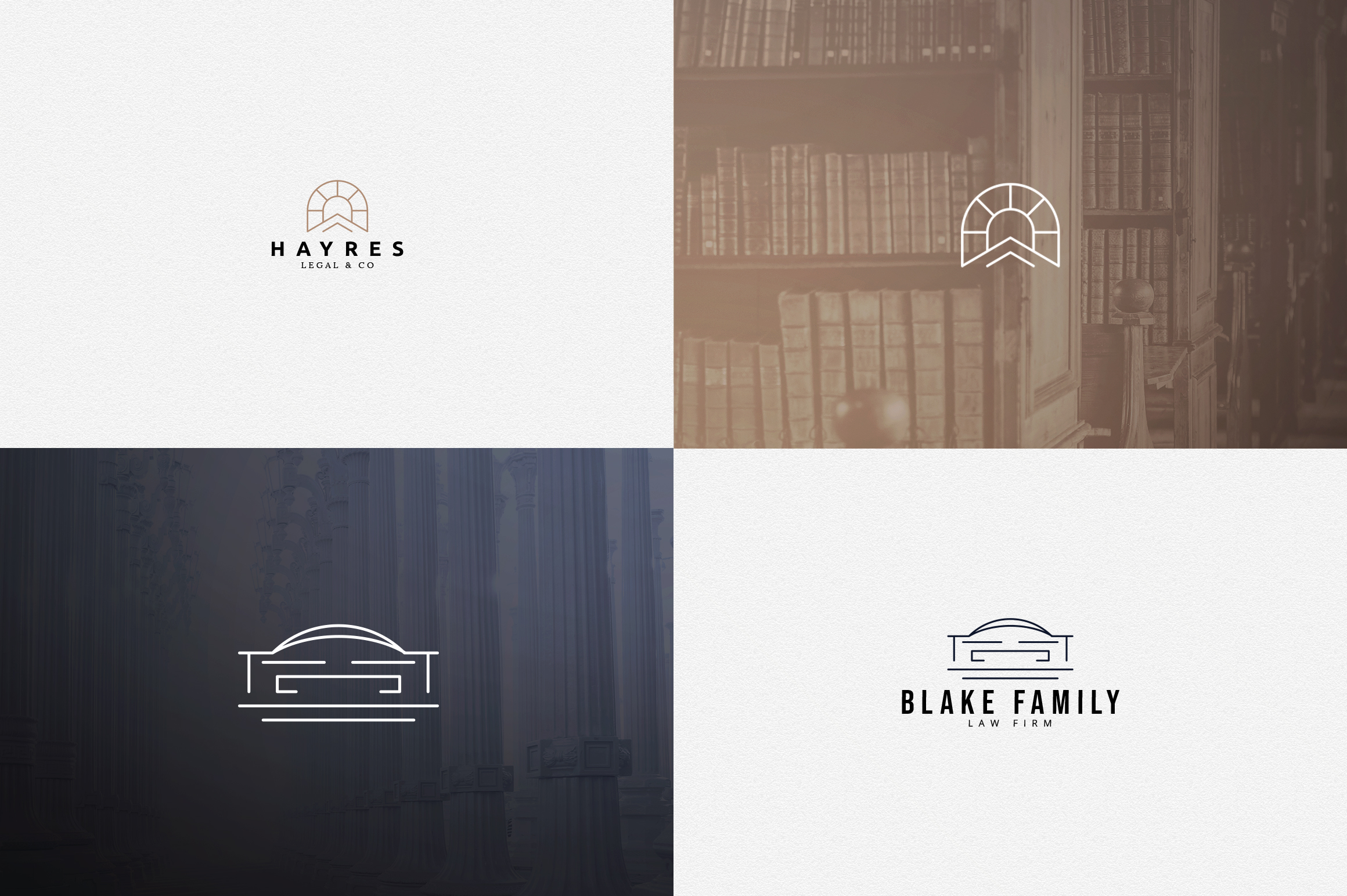 20 Logos Attorney & Law example image 11