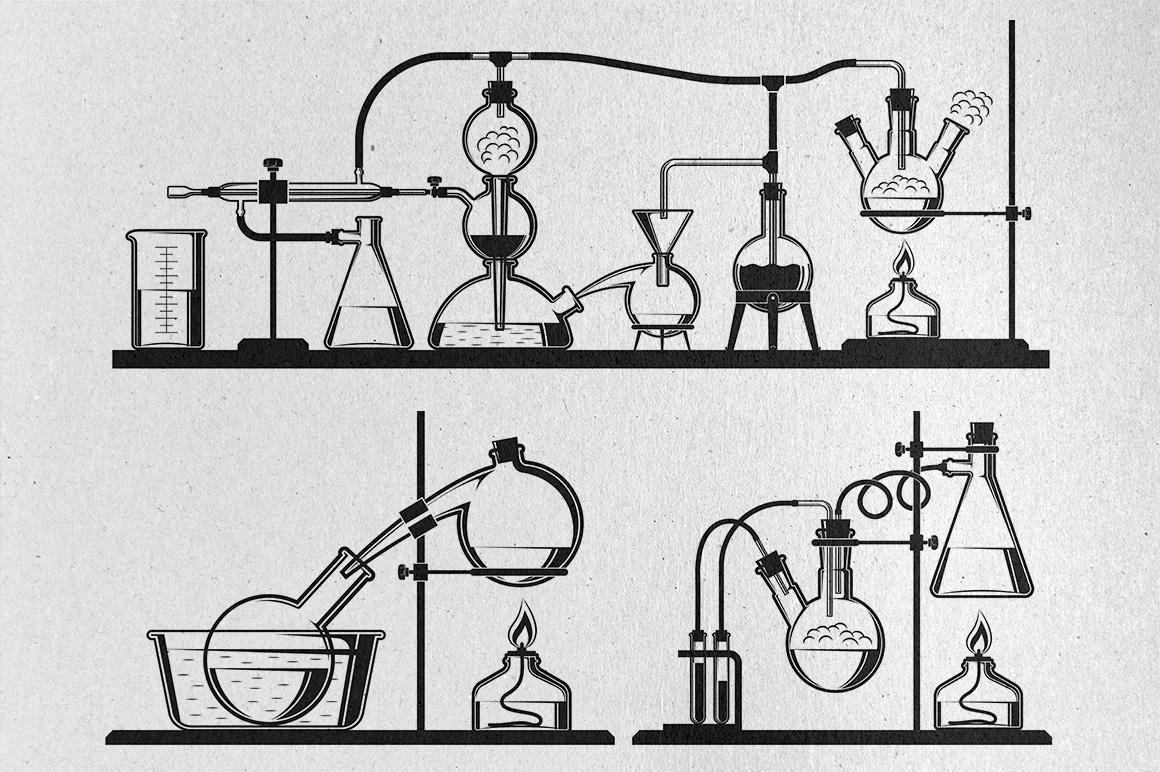 Chemistry design bundle example image 5