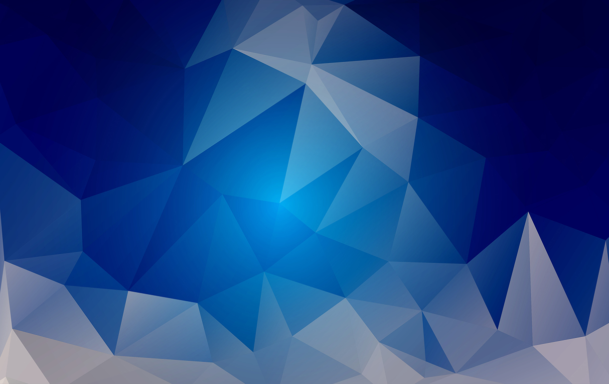 Polygon vector backgrounds set example image 3