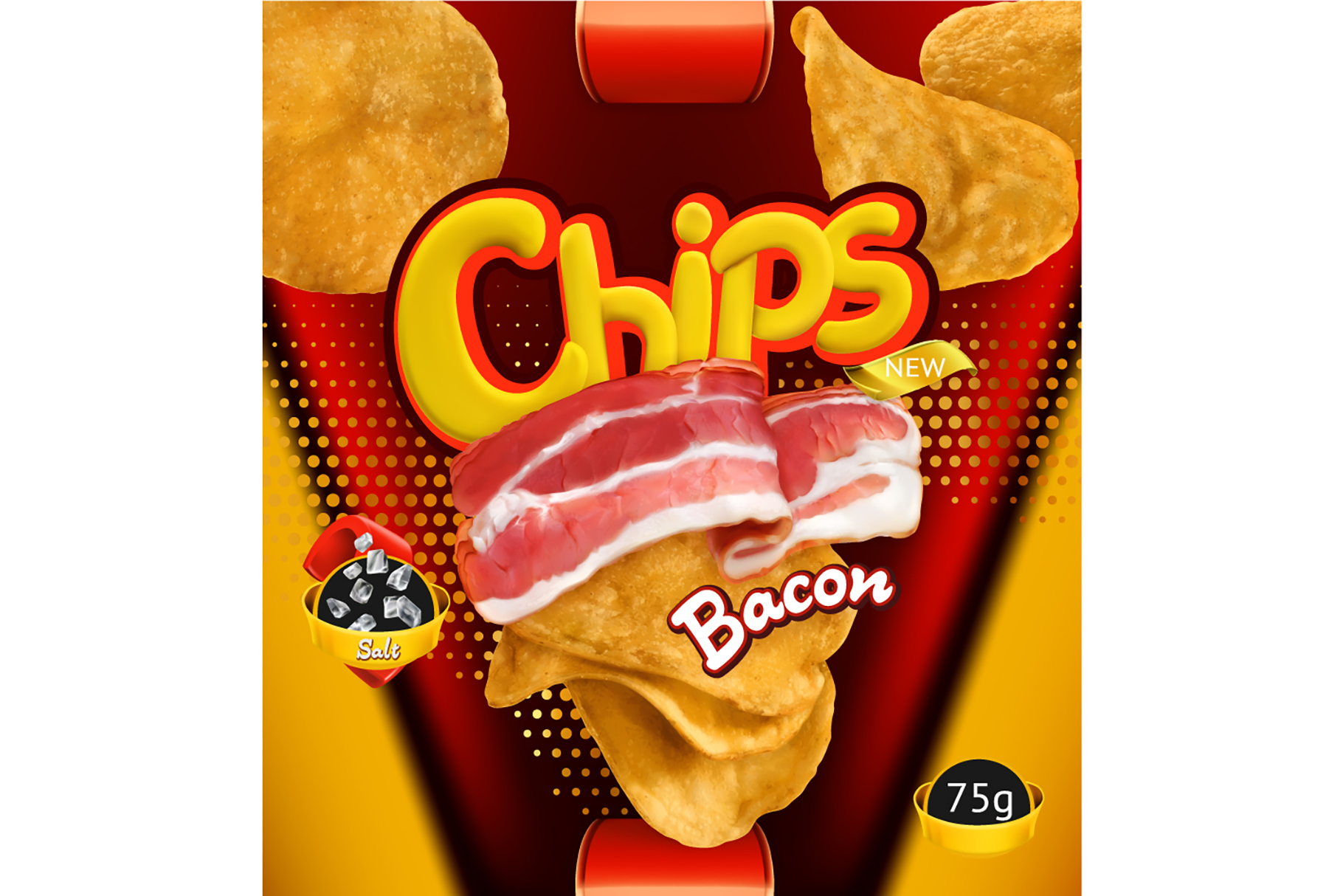 Flavoring additives for chips, spices. Seasonings for snack example image 9