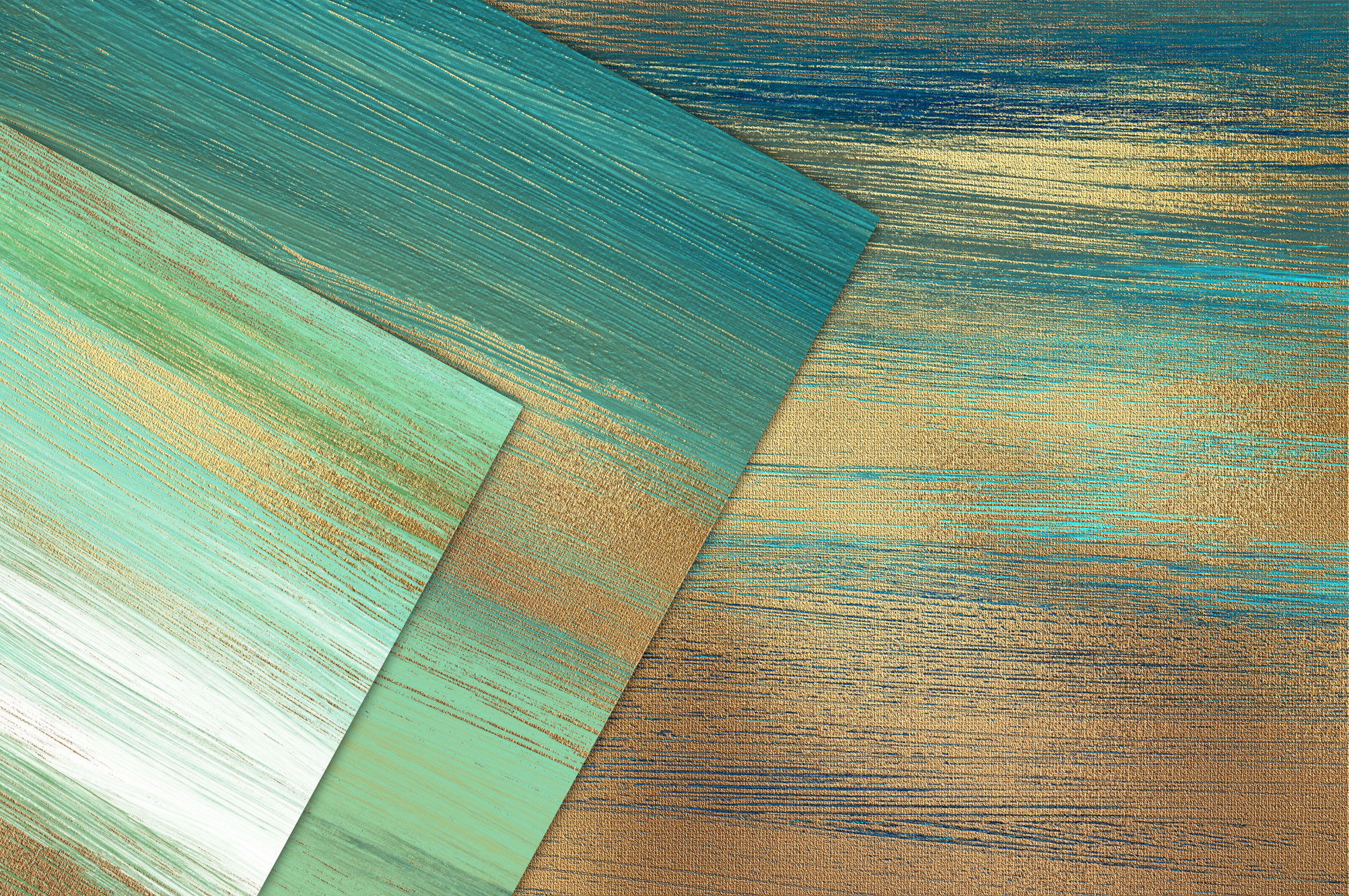 Gold Oil Paint Backgrounds example image 3