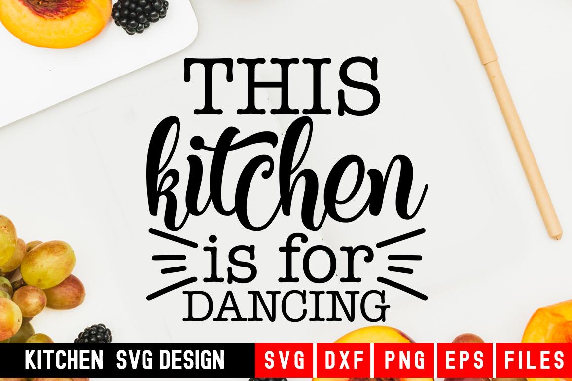 Kitchen SVG Bundle|30 Designs|kitchen towel svg example image 5