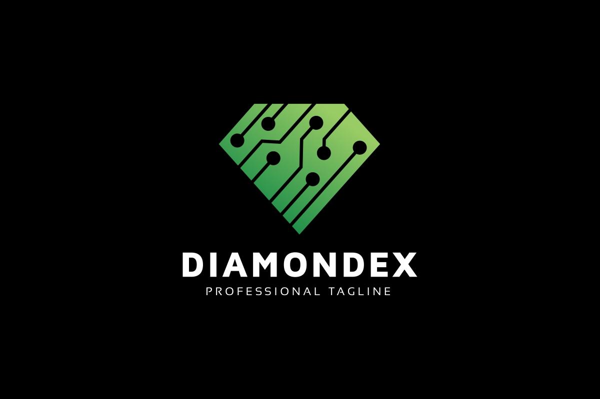 Diamond Tech Logo example image 2