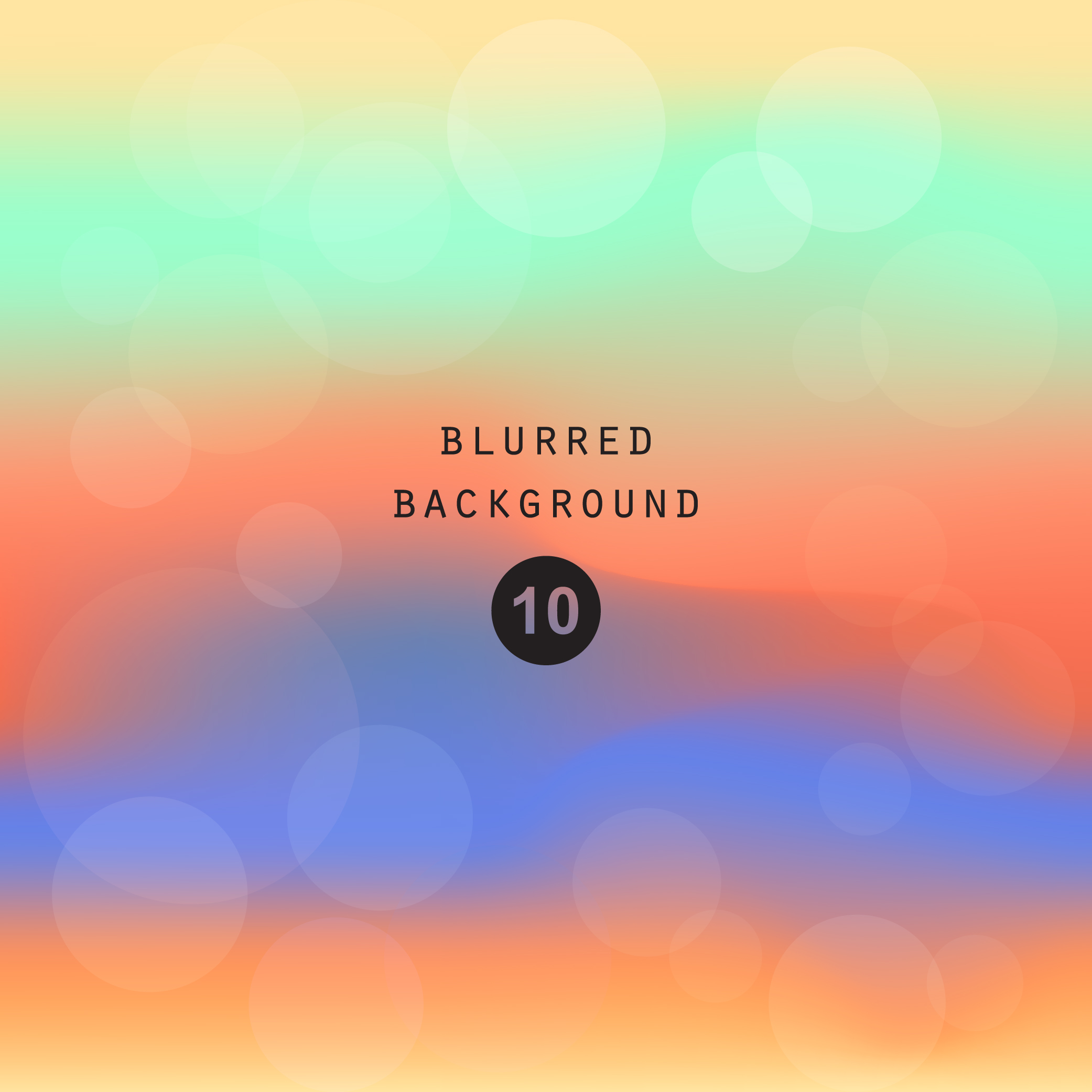 Colorful bright smooth gradient background wallpaper example image 5