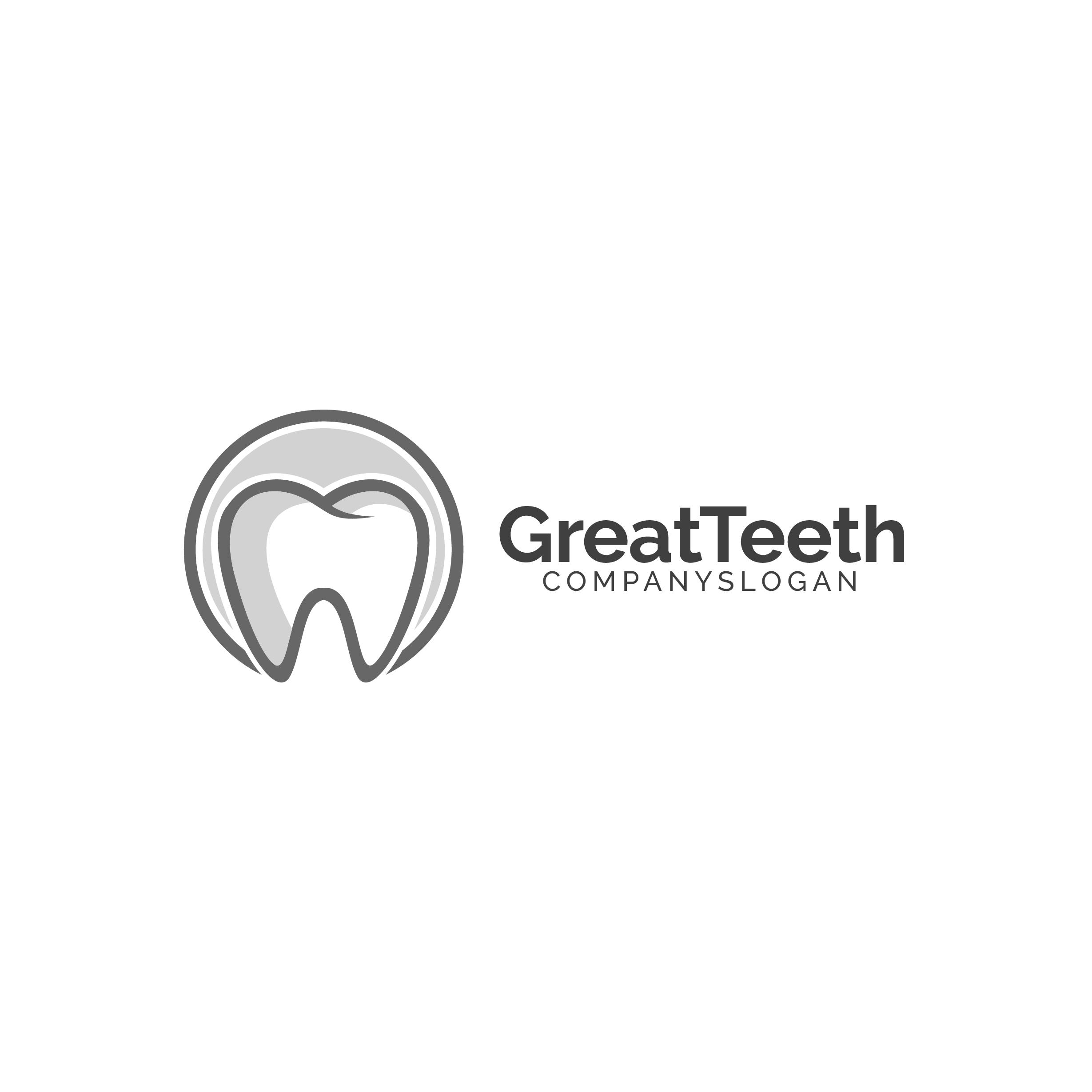 Great Teeth Dental Logo example image 9