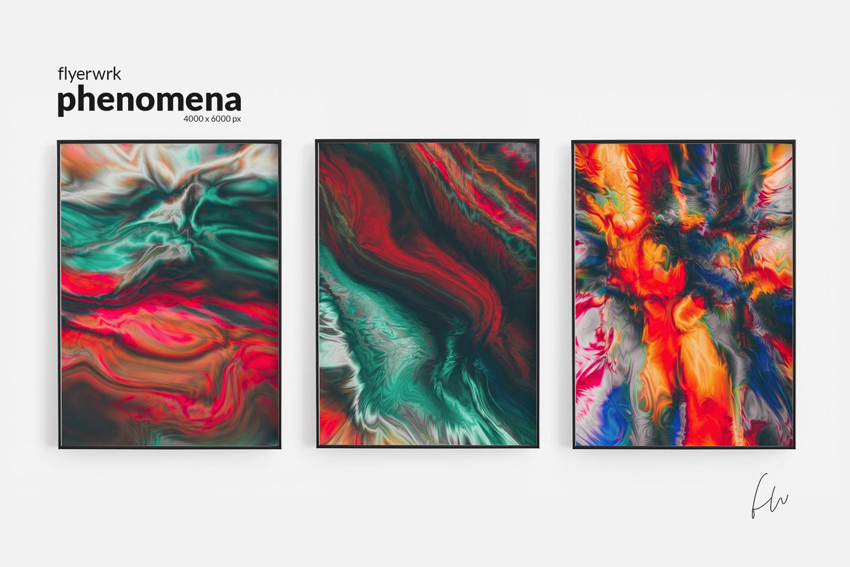 Phenomena - 32 Psychedelic Textures example image 3