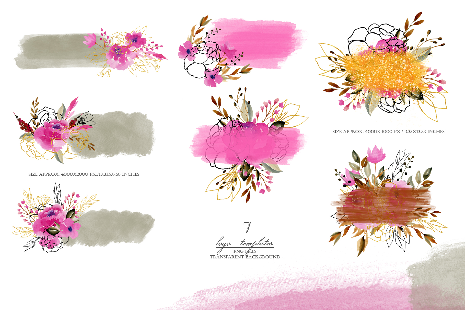 Crimson and Gold collection example image 10