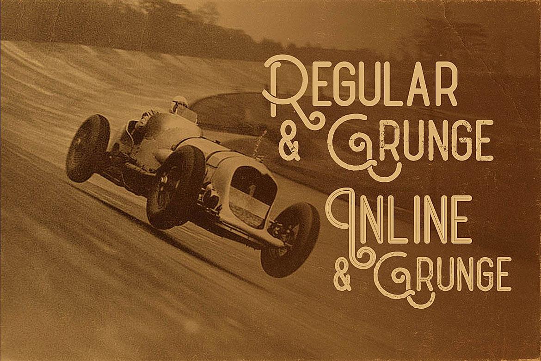Ocela Typeface example image 3